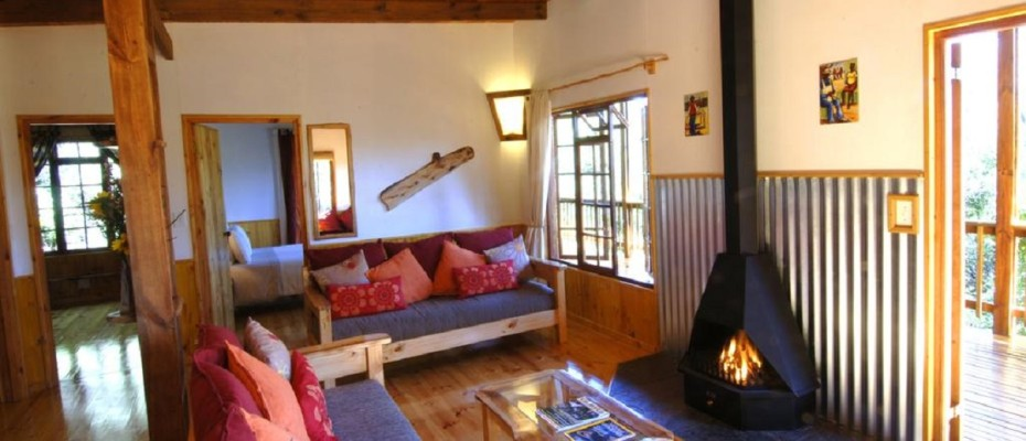 12 - 6 Self-catering Cottages and Owners House – The Crags – Plettenberg Bay -Garden route