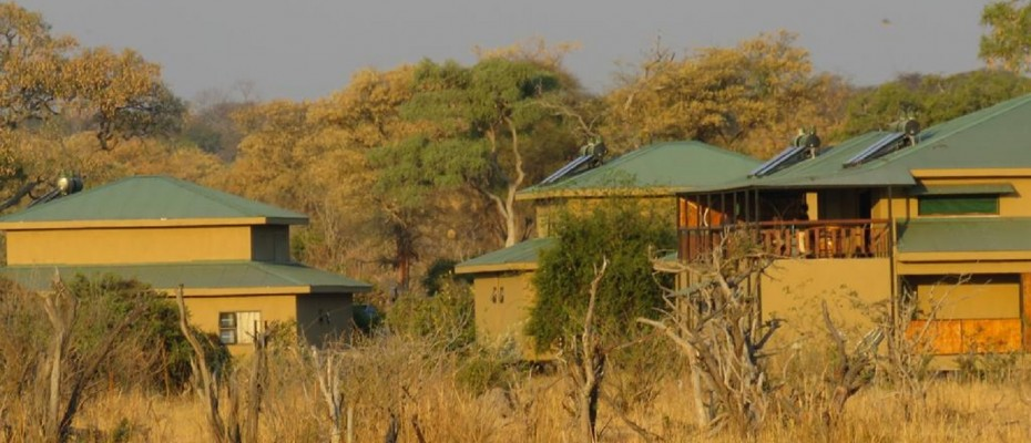 """2 - Copy - Unique Bush Lodge and Camp Site – Northern Botswana – """" The Chobe Enclave """""""