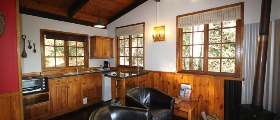 7 - 6 Self-catering Cottages and Owners House – The Crags – Plettenberg Bay -Garden route