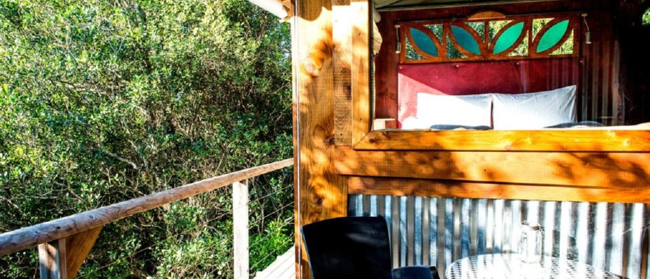 9 - 6 Self-catering Cottages and Owners House – The Crags – Plettenberg Bay -Garden route