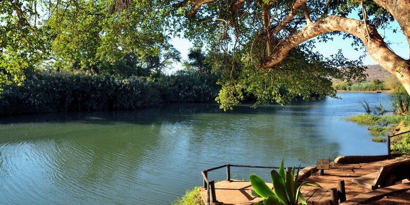 25 - Spectacular Lodge on the Komati River – Southern Kruger Park Region – Komatipoort