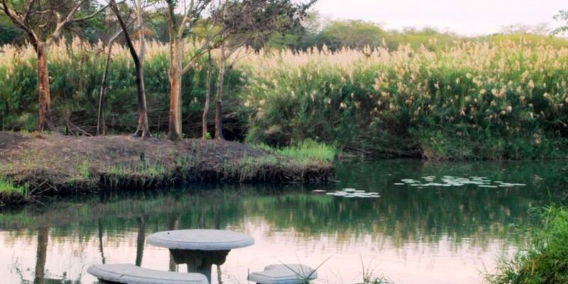 35 - Spectacular Lodge on the Komati River – Southern Kruger Park Region – Komatipoort