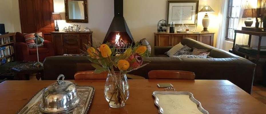 pic 7 - Stylish Lodge Situated in the Heart of the Robertson Wine Valley – along the Breede River