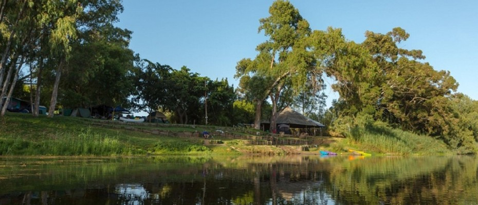 pic1 - Stylish River Lodge with Camp Site Situated in the Heart of the Robertson Wine Valley