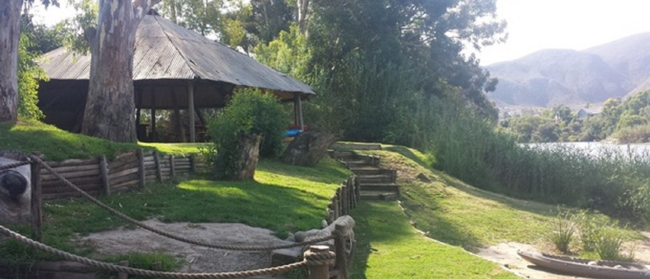 pic2 - Stylish Lodge Situated in the Heart of the Robertson Wine Valley – along the Breede River
