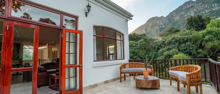 1 - Four Star – 10 Room – Luxury Guesthouse – Hout Bay – Atlantic Seaboard