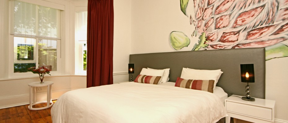 Guesthouse - Cape Town - Gardens (4) - Well Established and Profitable Luxury Guesthouse in the Heart of Cape Town – Gardens