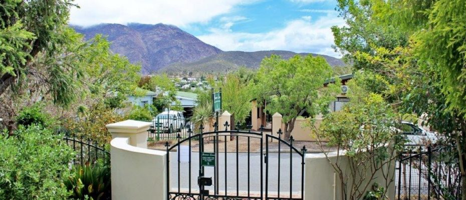 Picture (1) - Guesthouse – situated in a English country garden – Montagu – Western Cape