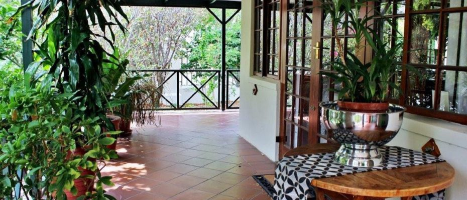 Picture (13) - Guesthouse – situated in a English country garden – Montagu – Western Cape