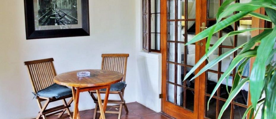 Picture (16) - Guesthouse – situated in a English country garden – Montagu – Western Cape