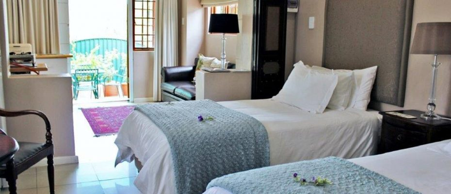 Picture (20) - Guesthouse – situated in a English country garden – Montagu – Western Cape