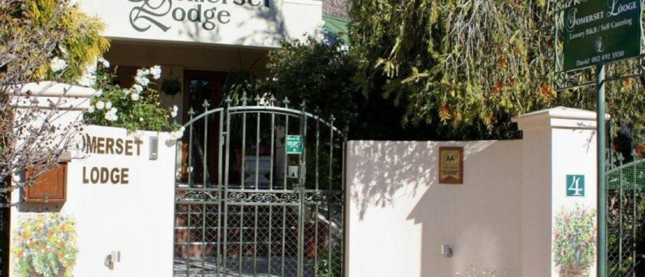 Picture (55) - Guesthouse – situated in a English country garden – Montagu – Western Cape