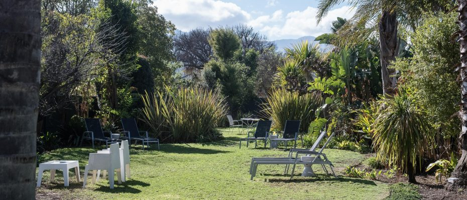Garden 3 - Robertson – 4 star Contemporary Boutique Guest House – 7 guestrooms on spacious 2013 m2 double plot offering additional room to expand